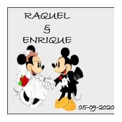 album fotos o firmas boda