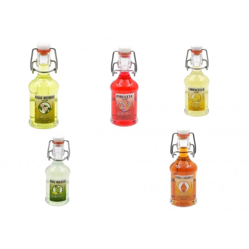 Tapon para botellas en estuche