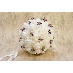 Bouquet redondo 22 cm
