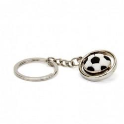 Llavero balon de futbol.