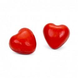 Jabon corazon rojo.